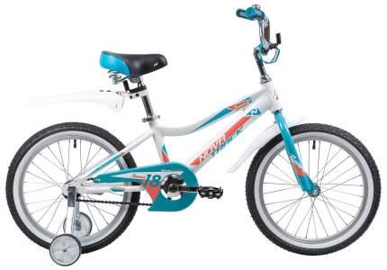 """Велосипед Novatrack """"Novara"""" (цвет: белый, 18"""")"""