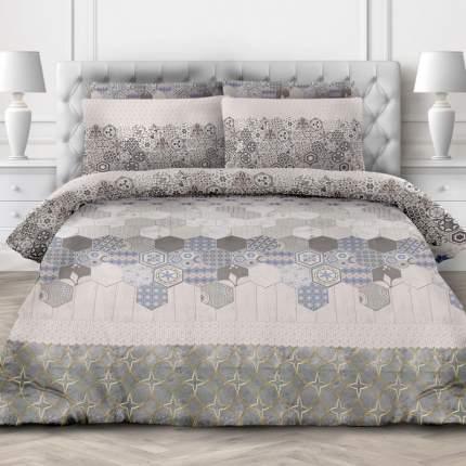 Комплект постельного белья Avrora Texdesign Лен Дуэт 21132