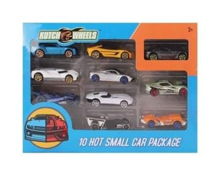 Наборы машинок Kutch Wheels Hot car