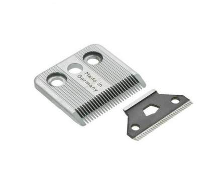 Ножевой блок MOSER для машинки для стрижки животных Moser 1400, на винтах, сталь, 0,1-3 мм