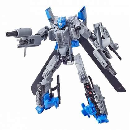 Hasbro Transformers E0701/E0958 Трансформер Дропкик коллекционный 20 см