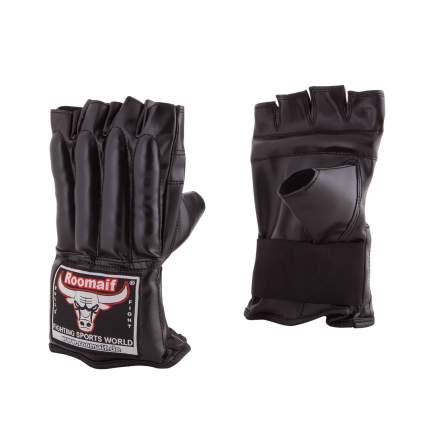 Снарядные перчатки Roomaif RBM-127 Nx, черные, M