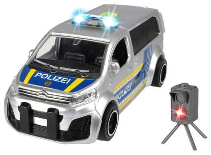 Полицейский фрикционный минивэн Dickie Toys Citroen Space Tourer 15 см