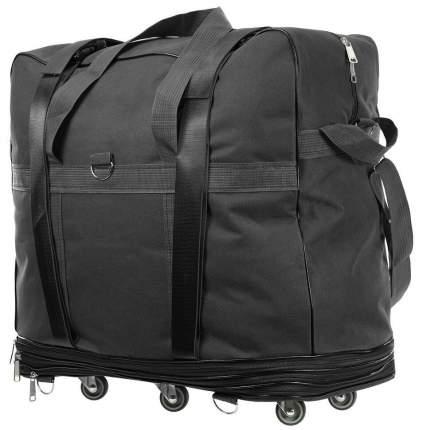 Дорожная сумка Verona Linder черная 100 x 53 x 30 см