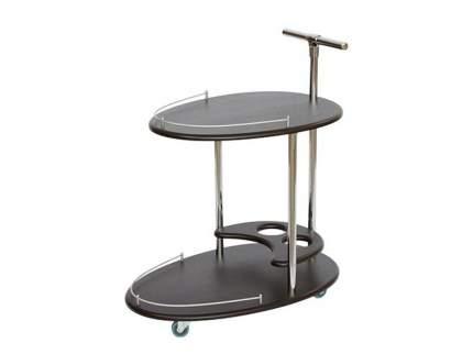 Стол сервировочный Фуршет венге 586
