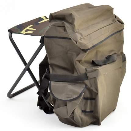 Табурет складной с рюкзаком Кедр STS-04 (сталь 16мм, 33,5х29х42см)