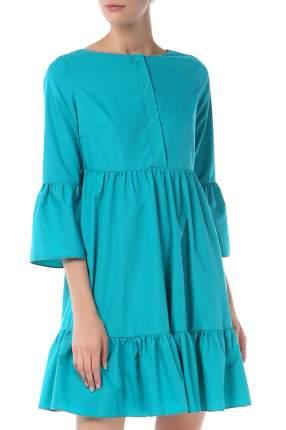 Платье женское Adzhedo 41561 зеленое 3XL