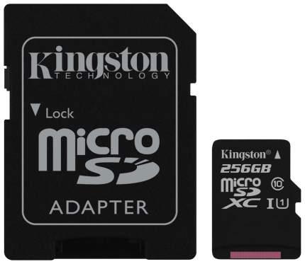Карта памяти Kingston Micro SDXC SDCS 256GB