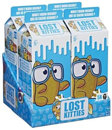 Игровой набор Hasbro Lost Kitties E4458