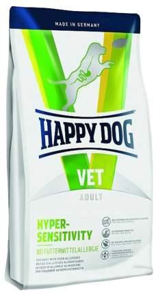 Сухой корм для собак Happy Dog Vet Adult Hyper-Sensitivity, при аллергии, мясо, 1кг
