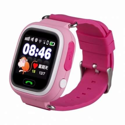 Детские смарт-часы Smart Baby Watch GW100 Pink