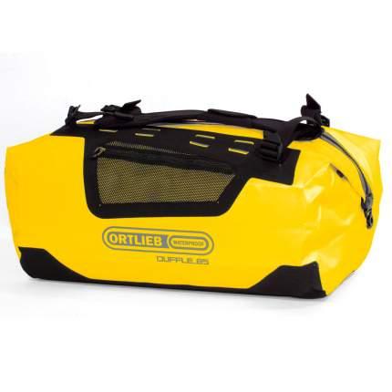 Туристический баул Ortlieb Duffle 85 л желтый