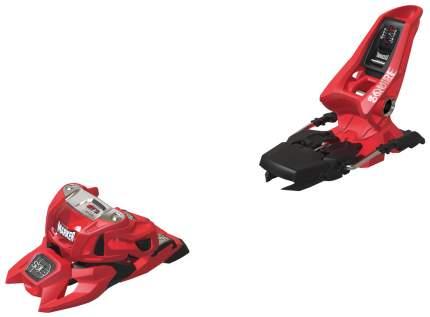 Крепления горнолыжные Marker Squire 11 ID 2018, красные, 90 мм