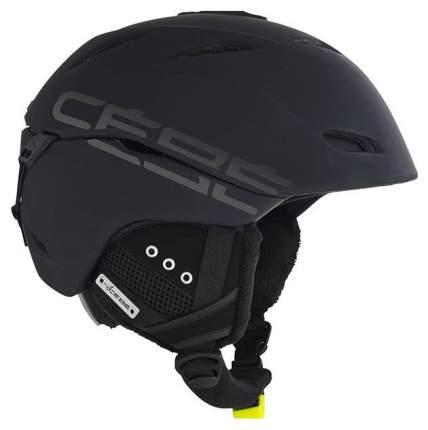 Горнолыжный шлем мужской Cebe Atmosphere Deluxe 2018, черный, M