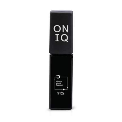 Финишное покрытие Oniq для французского маникюра без липкого слоя 6 мл