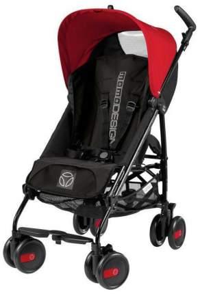 Коляска-трость Peg-Perego Pliko Mini Momodesign Black, Red