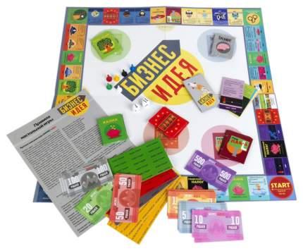 Игра экономическая Бизнес идея 01913ДК Десятое Королевство