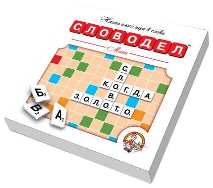 Семейная настольная игра Десятое Королевство Словодел Мини 02650ДК
