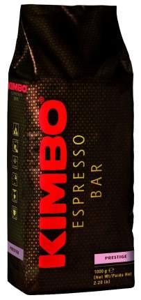 Кофе в зернах Kimbo espresso bar prestige 1 кг