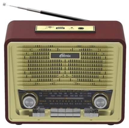 Радиоприемник Ritmix RPR-088 Brown/Gold