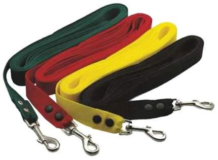 Поводок для собак капроновый ВАКА 5м/20мм,  4 цвета в ассортименте