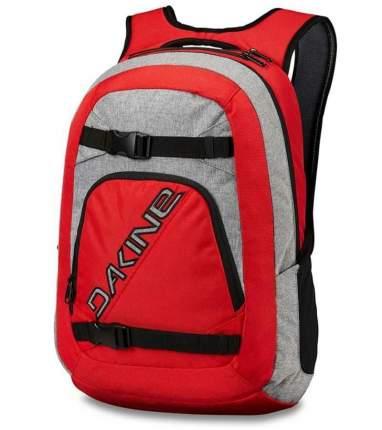 Городской рюкзак Dakine Explorer Red 26 л