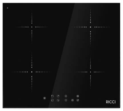 Встраиваемая варочная панель индукционная RICCI KS-C47002 Black