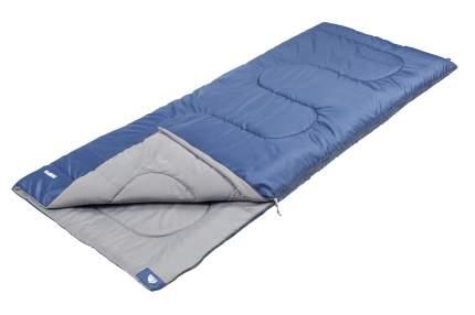Спальный мешок Trek Planet Camper синий, левый