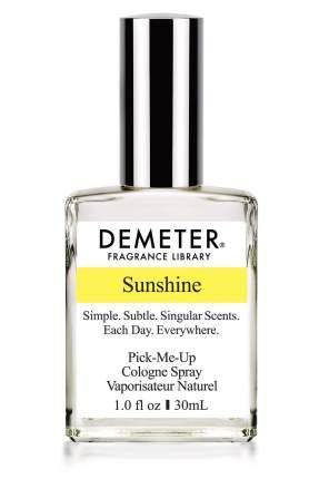 Духи-спрей Demeter «Солнце» 30 мл
