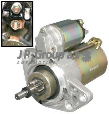 Стартер автомобильный JP Group 1190301900