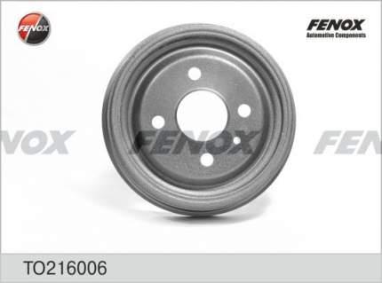 Барабан тормозной FENOX TO216006