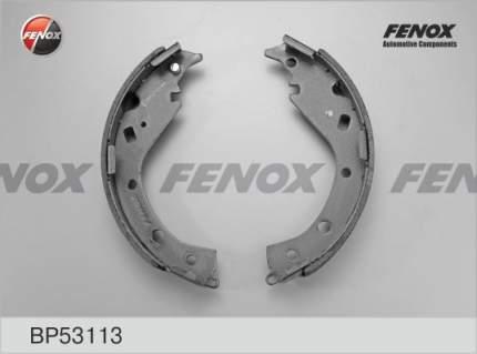 Тормозные колодки барабанные toyota rav4 2.0i 16v, 00-06 bp53113 FENOX BP53113