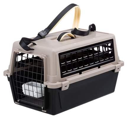 Переноска для домашнего питомца Ferplast Atlas Trendy PLus для собак и кошек черная