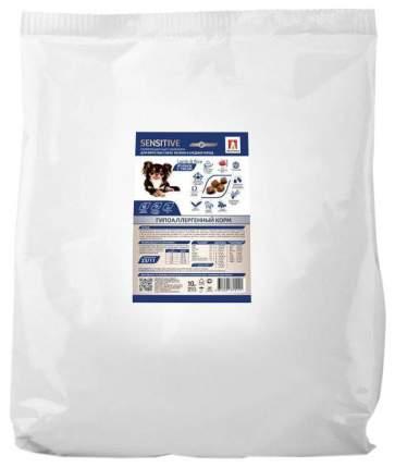 Сухой корм для собак ЗООГУРМАН Sensitive, ягненок и рис, 10кг