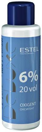 Проявитель Estel Professional De Luxe Oxigent 6% 60 мл