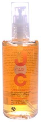 Масло для волос Barex Italiana JOC Care Restructuring Oil Argan & Cacao Seeds 100 мл