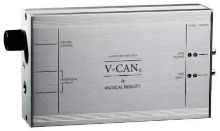 Усилитель для наушников Musical Fidelity V-CAN II Silver