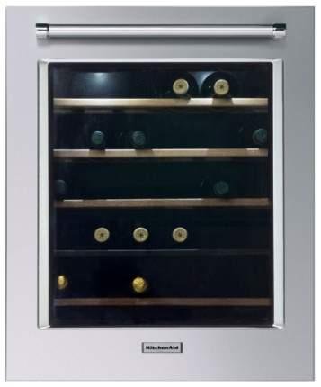 Встраиваемый винный шкаф KitchenAid KCBWX70600R Silver
