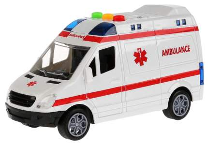 Машинка WenYi амбулаторная со звуковыми эффектами 1:16
