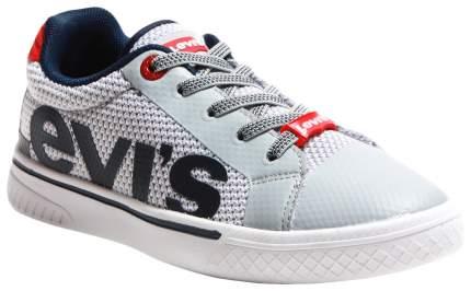 Кеды Levi's Kids white navy 34 размер