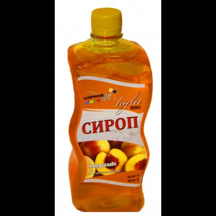 Сироп Черное море персик light  1 л
