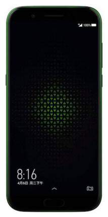 Смартфон Xiaomi Black Shark 6+64Gb Black