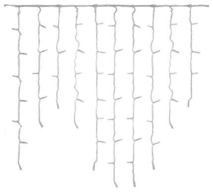 Нить светодиодная Uniel белая 200 диодов контроллер 3 м