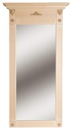 Зеркало Мебелик Сильвия 202 Белый ясень