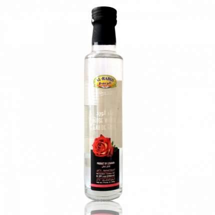 Розовая вода Al-Rabih пищевая 250 мл