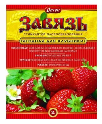 Завязь Ортон Ягодная для клубники (стимулятор плодообразования), 2 г