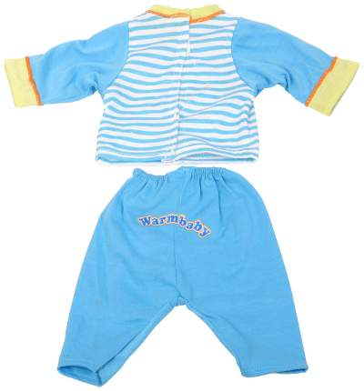 Набор одежды для кукол Муси-Пуси Warmbaby 42 см