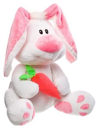 Мягкая игрушка Princess Love Зайчонок Хрустик, белый, 55 см