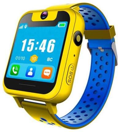 Смарт-часы Digma Kid K7m Yellow/Blue