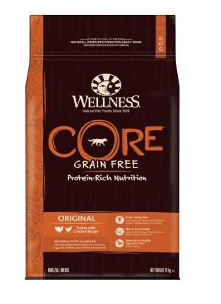 Сухой корм для собак Wellness CORE Adult/All Breeds Original, курица, индейка, 10кг